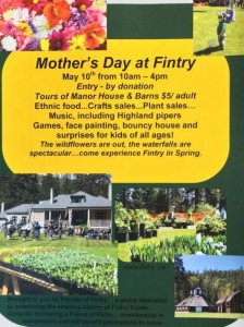 Fintry Spring Fair @ Grounds of the Manor House