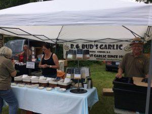 Bud's Garlic & Master Gardener