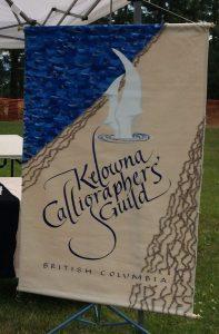 Kelowna Calligraphy Guild