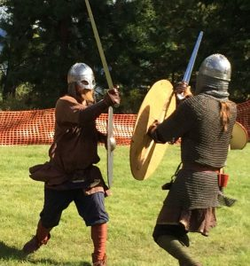 Viking Demonstration