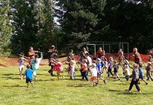 Kid 'Vikings'